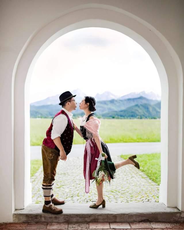 Prewedding Neuschwanstein
