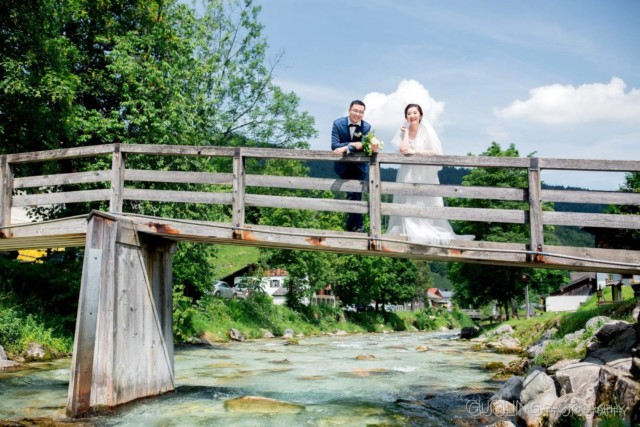 prewedding am koenigessee