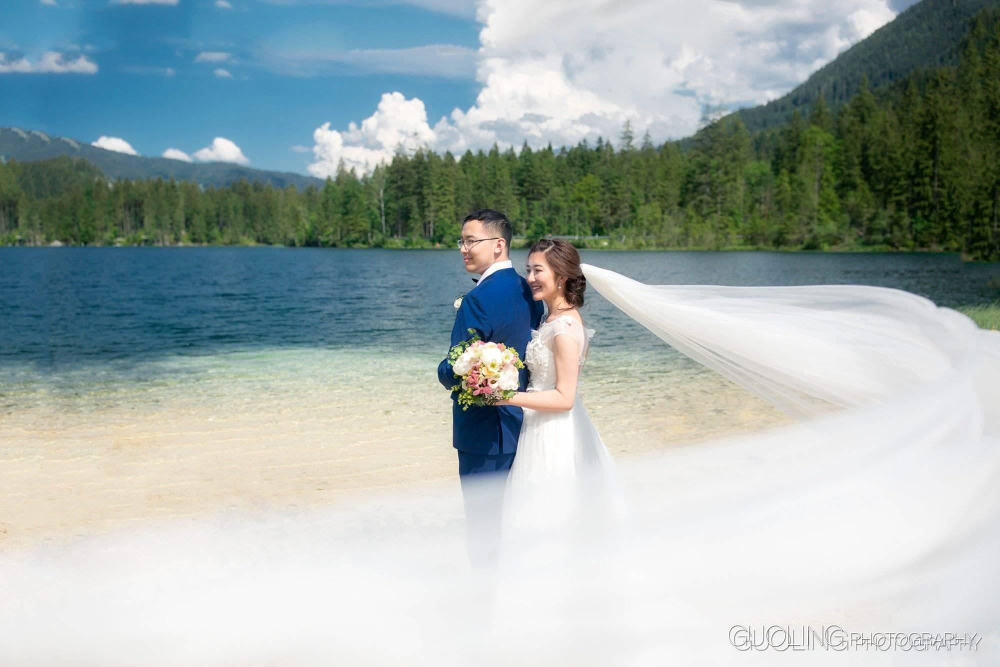 prewedding am koenigessee
